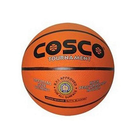 Basketball Tournament Cosco, Official Size & Weight With Nozle