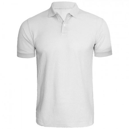 New Men Polo Shirt Men 's Business & Casual solid polo shirt Short Sleeve Breathable