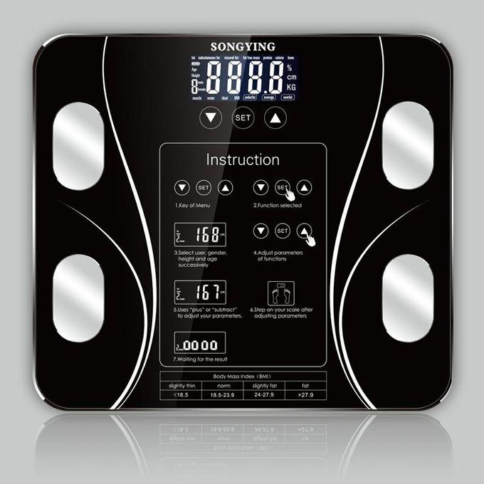 Smart Bluetooth Digital Body Scale