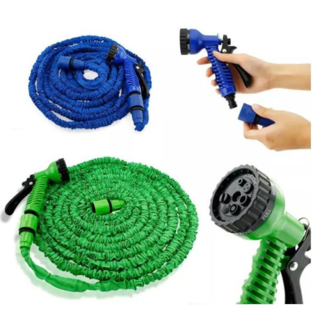 15 m expandable ganderning pipe magic hose