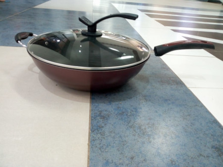 Quality heavy duty non stick deep pan