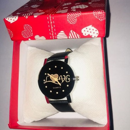 Ladies Watch + FREE Gift Box
