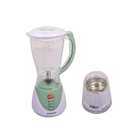 KENWOOD Elegant Blender with Grinder - 1.5 Litres - White & Light Green