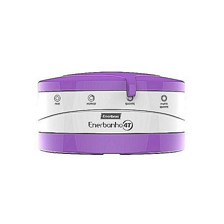 Enerbras Instant Shower Water Heater - Enerbras Enershower (4T)- Purple