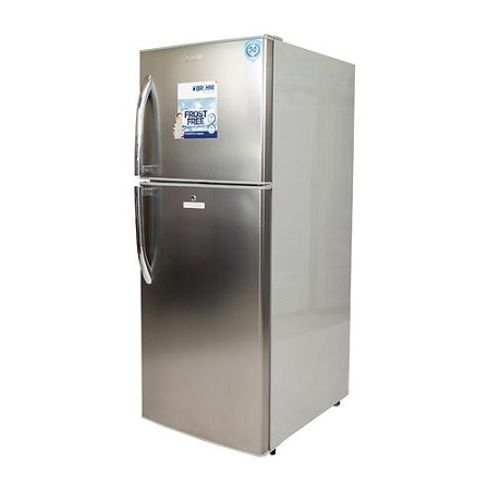 Bruhm BRD 348F - Frost Free Refrigerators - Silver