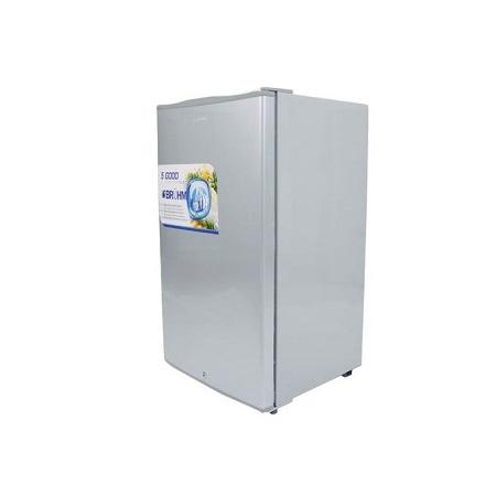 Bruhm BRS 95X, Single Door Refrigerator - Silver