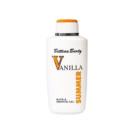 Summer Vanilla Bath & Shower Gel by Bettina Barty 500ml