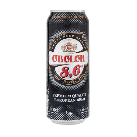 Obolon Strong 8.6%  0.5L Can