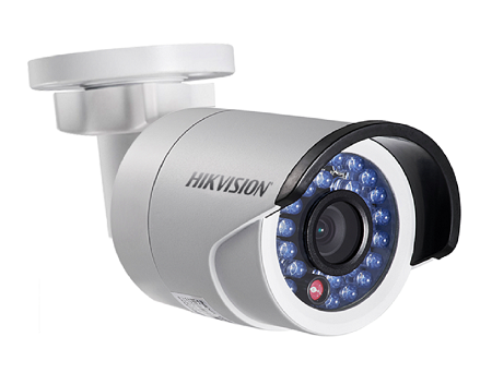 Hikvision 720P Bullet Security Camera