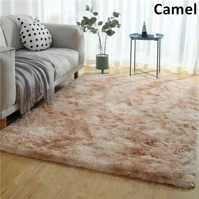 Camel Brown-Patched Carpet-5*8
