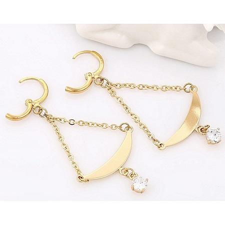 CarJay Jewels Gold Earring Eardrop