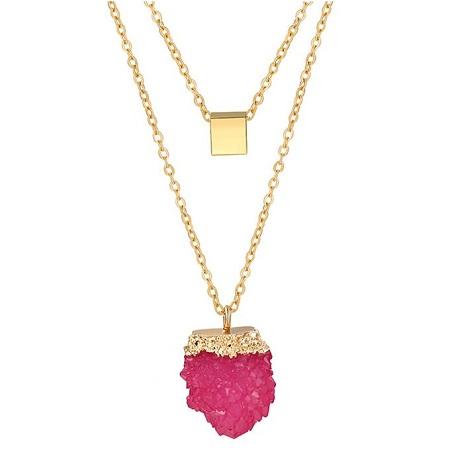 Carjay Jewels Gold Coated Elegant Necklace