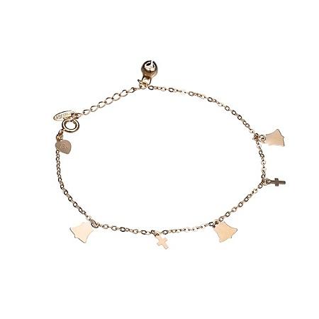 CarJay Jewels Gold Coated Bracelet.