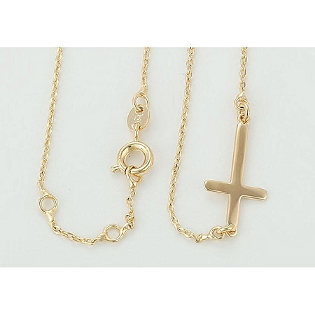 CarJay Jewels Gold Coated Necklace