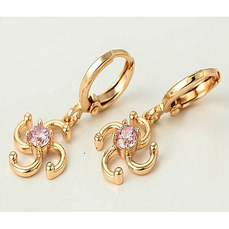 CarJay Jewels Gold Coated Earring