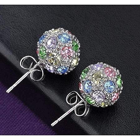 CarJay Jewels Silver Earring Studs