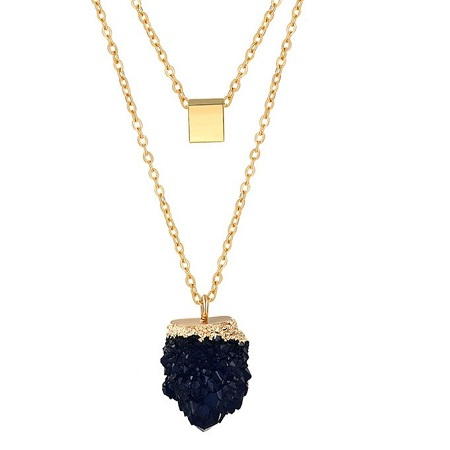 Carjay Jewels Gold Coated Elegant Necklace