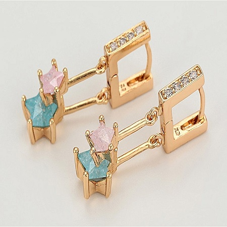 CarJay Jewels Gold Earrings