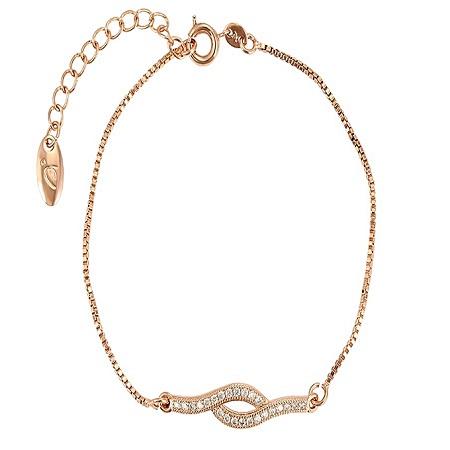 CarJay Jewels Gold Coated Bracelet