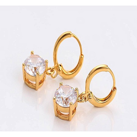 CarJay Jewels Gold Earring