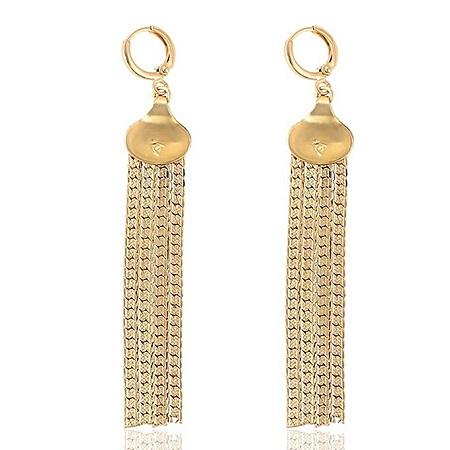 CarJay Jewels Gold Coated Earring