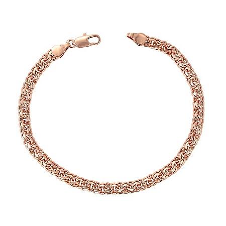 CarJay Jewels Rose Gold Coated Bracelet.