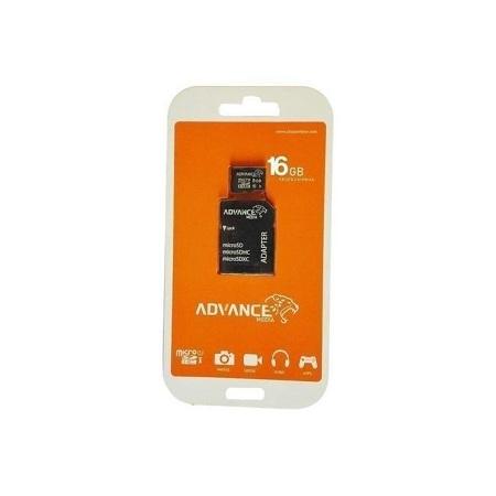 Advance Memory Card - 16GB - Black