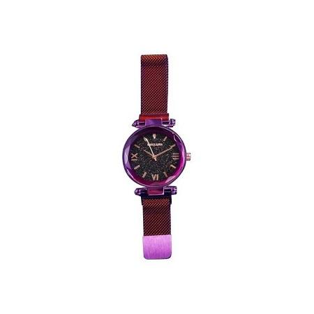 Classic Women Watches Magnetic Starry Sky Female Fashion Quartz Wristwatch