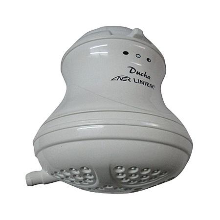Linea Linier Instant Heater - Hot Shower White