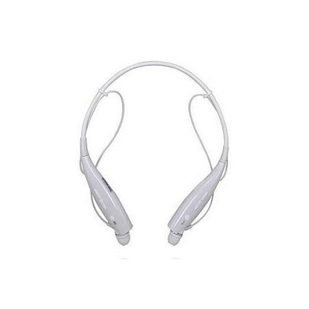 HBS-730 WireleHBS-730 Wireless Bluetooth Earphone Headset - White.ss Bluetooth Earphone Headset - White.