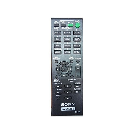 Sony Home Theatre Remote Control For SONY.