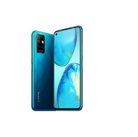 Infinix NOTE 8i: 6.78inches, 48MP,  4GB + 64GB, (Dual SIM), 5200mAh