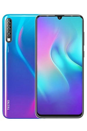 Tecno Phantom 9: 6.4 Inch, 128 GB + 6 GB, AI Triple Camera, Dual SIM