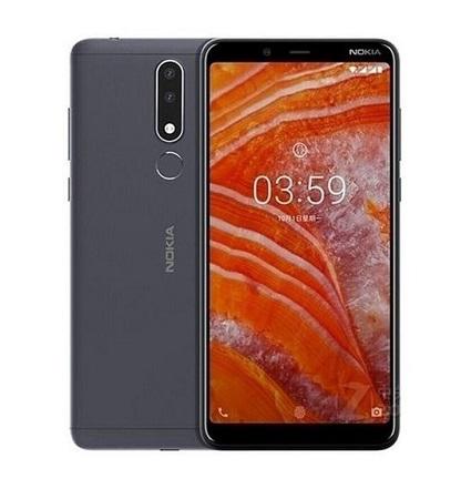 Nokia 3.1 Plus - 6.0inch, 3GB RAM + 32GB ROM, 13.0MP + 5.0MP + 8.0MP, 4G LTE - Black