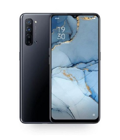 Oppo Reno 3:  6.4inches, 128GB ROM, 48 MP - Midnight Black
