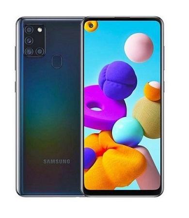Samsung Galaxy A21s: 6.5inches, 64GB ROM + 4GB RAM, Dual SIM