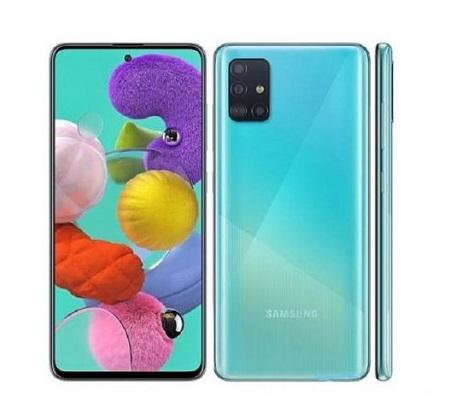 Samsung Galaxy A71: 6.7inch , 128GB + 6GB RAM , Dual SIM