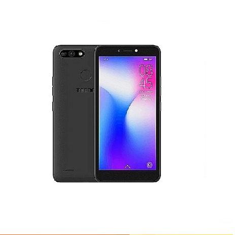 Tecno POP 2F: 16GB+1GB RAM, 5.45 inch Screen, Dual SIM- Black