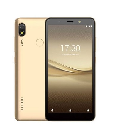 Tecno POP 3: 5.7 inches, 1GB +16GB, 3500 mAh, Dual Sim