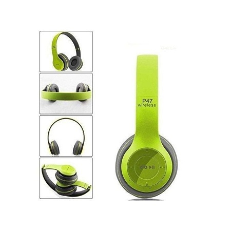 P47 Multifunctional Wireless Bluetooth Stereo Headset