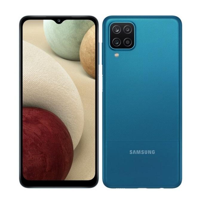 Samsung Galaxy A12: 6.5 inches, 4 GB + 64 GB (Dual SIM)- 5000mAh