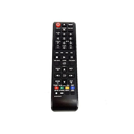 Remote control for SAMSUNG Home Theater Systems AH59-02422B