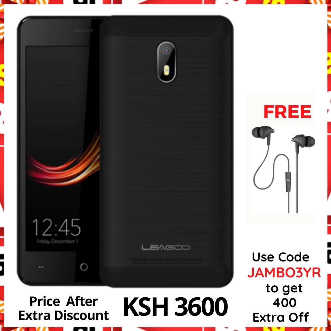 Leagoo Z6: 4.97inch, 8GB ROM, 1GB RAM, 5MP Camera, 3G, Dual SIM