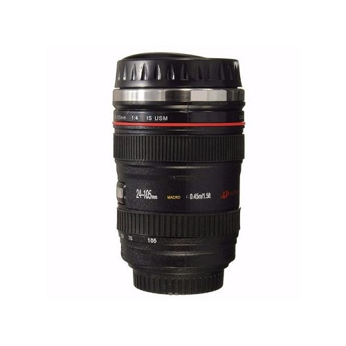 Stylish Camera Coffee Mug 350ml