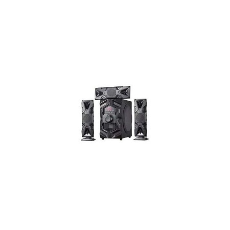 Clubox IC-1203- 12000w BLACK Multimedia Speaker System