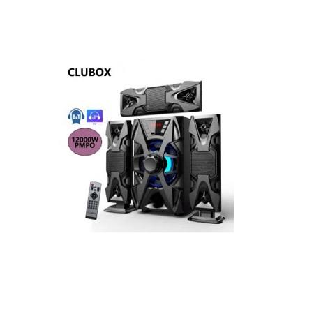 Clubox IC-1303 3.1 X-Base HI-FI Bluetooth Speaker 12000w