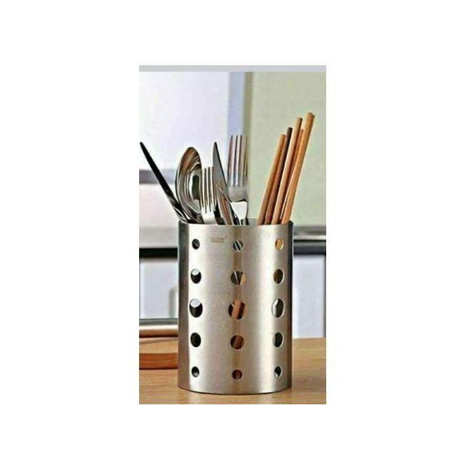 Generic Cultlery Holder - Stainless steel