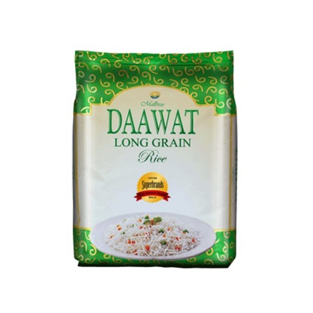 Daawat Long Grain Rice- 1 Kg