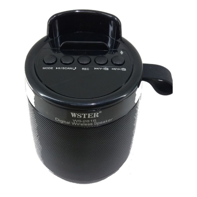 Wster WS-2816 Wireless Bluetooth Speaker Bass
