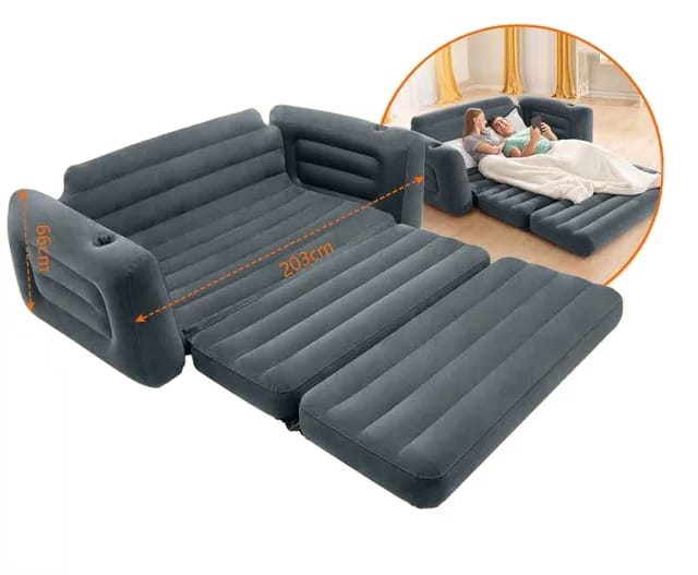 3 seater inflatable seat / bed